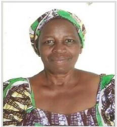 Dr. Hanatu Alahira, CBE-Nigeria Chapter
