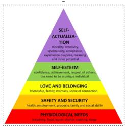 ladder of needs